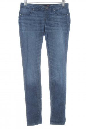 Guess Jeggings azul look casual