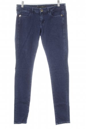 Guess Jeggings dark blue simple style