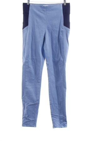 Guess Jeggings himmelblau-dunkelblau Jeans-Optik