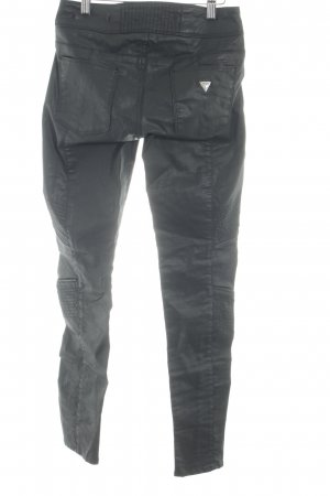 Guess Jeggings nero Stile ciclista
