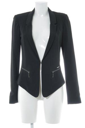 Guess Jersey Blazer negro estilo «business»