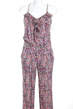Guess Jumpsuit Blumenmuster Beach-Look