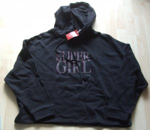 Guess Hooded Sweatshirt black