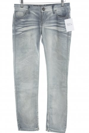 Guess Carrot Jeans azure-natural white casual look