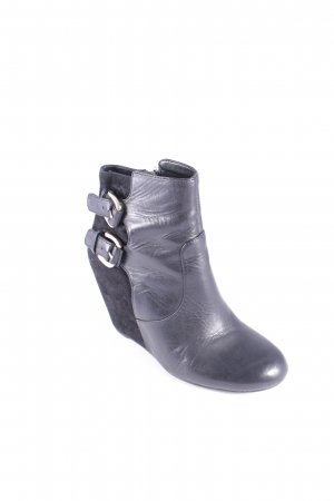 Guess Wedge Booties black elegant