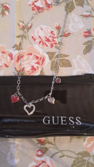 **Guess Kette** Herz - Rot