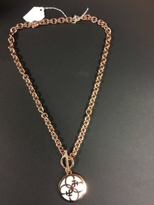 Guess Kette Roségold Uptown Girl