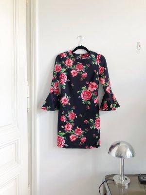 Guess Mini-jurk zwart-rood