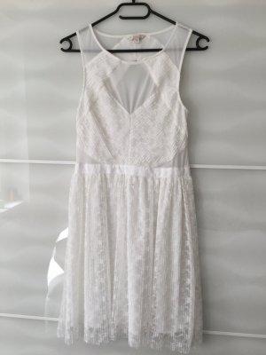Guess Kleid Gr S weiß