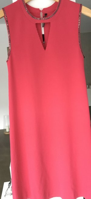 GUESS Kleid in pink rot