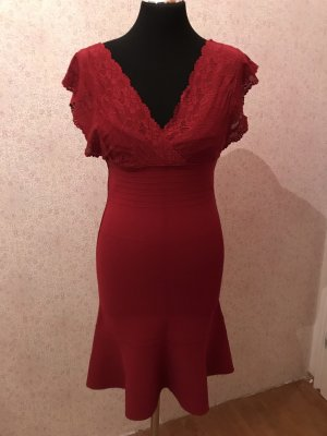 Guess Kleid in rot