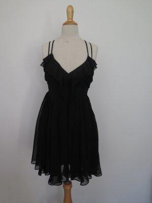 Guess Babydoll-jurk zwart