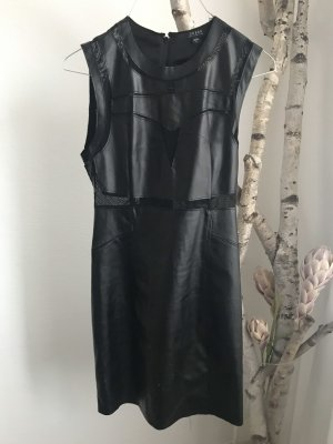 Guess Leather Dress black