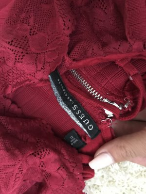 Guess Kleid rot