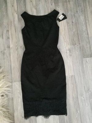Guess Kleid schwarz sexy Spitze