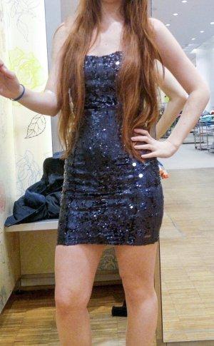 Guess Vestido azul oscuro