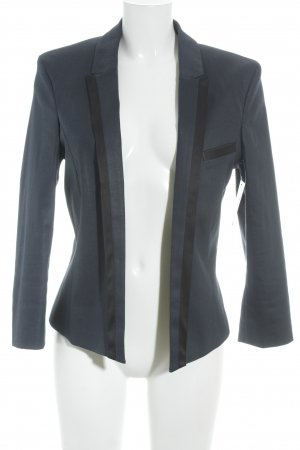 Guess Kurz-Blazer dunkelblau Business-Look