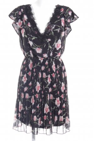 Guess Kurzarmkleid Blumenmuster Casual-Look