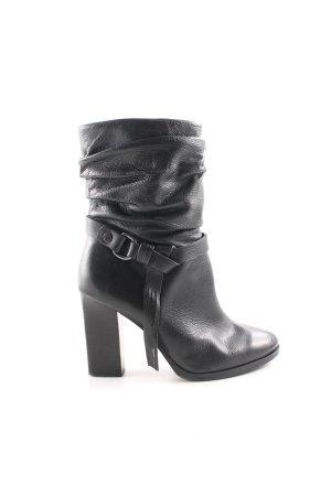 Guess Short Boots black casual look