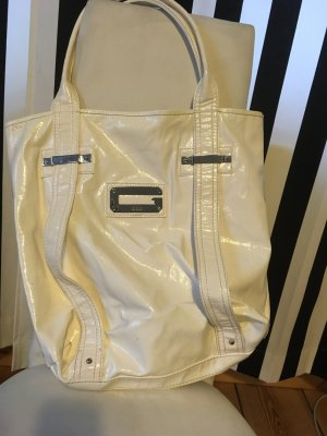 Guess Pouch Bag white