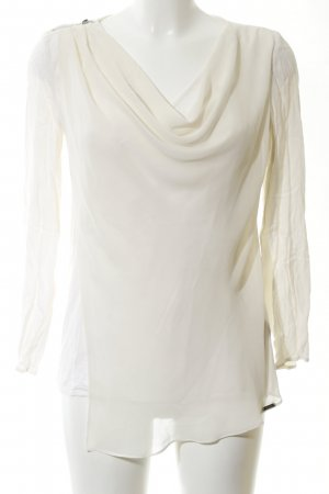 Guess Long Sleeve Blouse cream business style