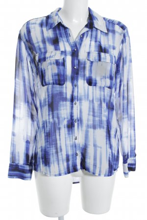 Guess Blusa de manga larga estampado abstracto look Street-Style