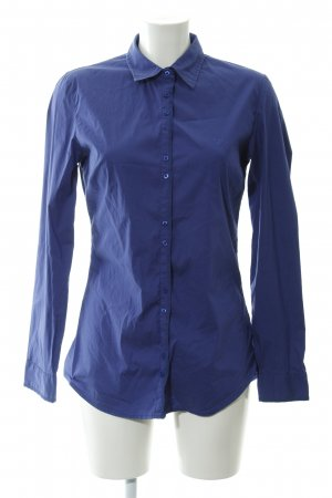 Guess Long Sleeve Blouse blue classic style