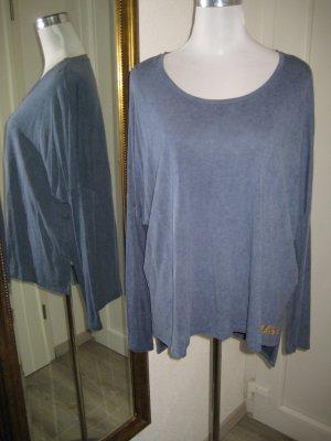Guess Langarm Shirt Blau Neuwertig Gr. M