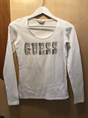 Guess Langarm Shirt Größe S