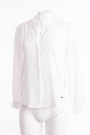 Guess Blusa de manga larga blanco