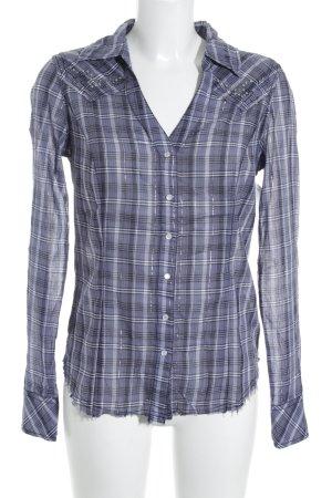 Guess Camisa de manga larga estampado a cuadros look Street-Style