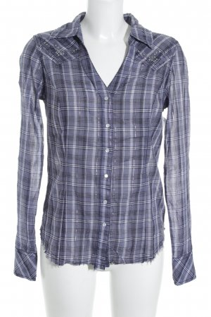 Guess Long Sleeve Shirt check pattern street-fashion look