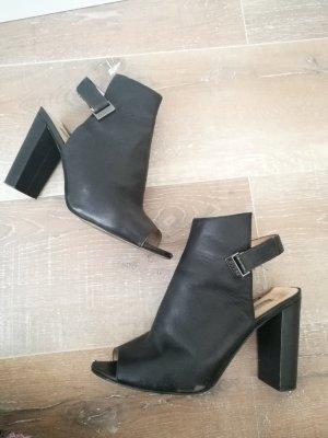 Guess Leder Absatz Schuhe