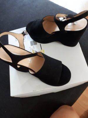 Guess Heel Sneakers black