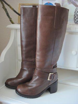 GUESS Leder Stiefel 36 neuwertig