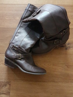 Guess Leder Stiefel Wow!