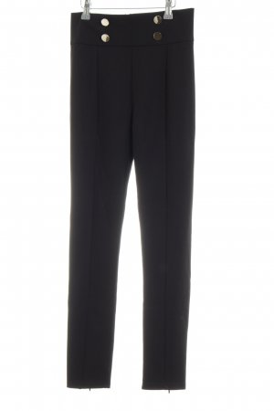 Guess Leggings schwarz Business-Look
