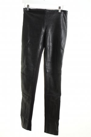 Guess Leggings schwarz Biker-Look