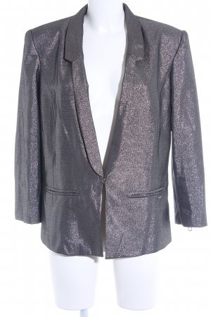 Guess Long-Blazer silberfarben Elegant