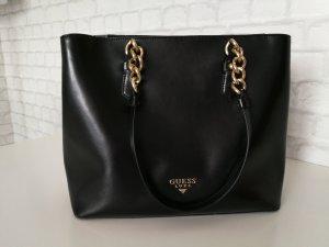 Guess Luxe Tasche Leder