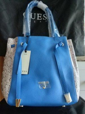 GUESS LUXE Tasche LEDER !NEU! + eine Beauty-Überraschung*