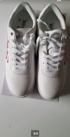 Guess Zapatillas blanco Cuero
