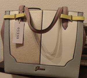 Guess Malle Tote Tasche Handtasche Multicolor neu