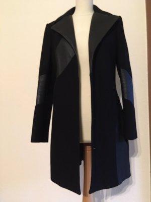 Guess Short Coat black wool