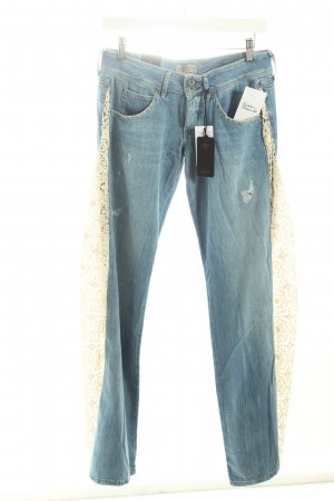 Guess Marlenejeans creme-himmelblau Casual-Look