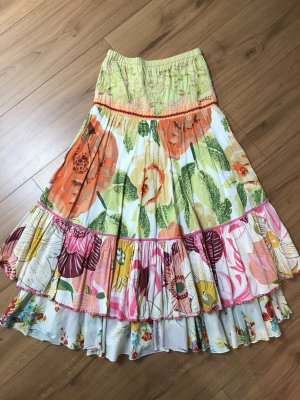 Guess Falda larga multicolor