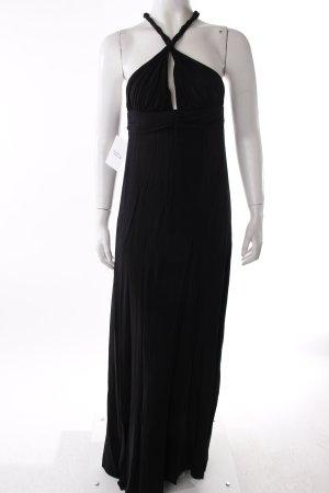 Guess maxi dress black