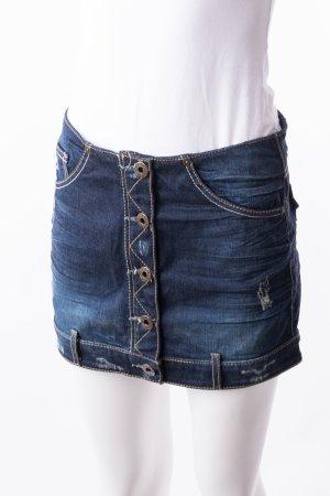 Guess Minifalda multicolor Algodón