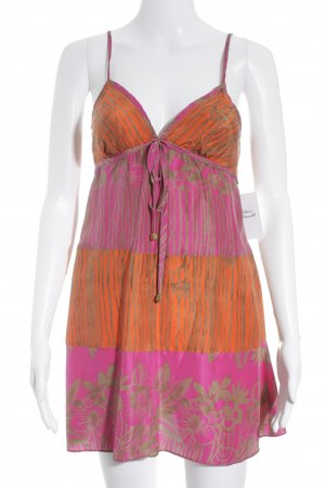 Guess Minikleid abstraktes Muster Beach-Look