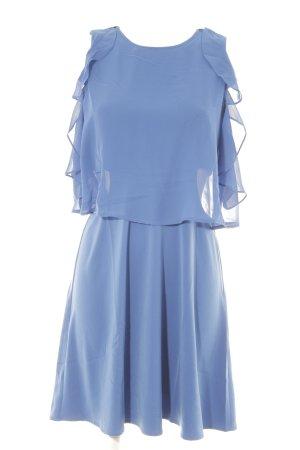 Guess Mini vestido azul elegante